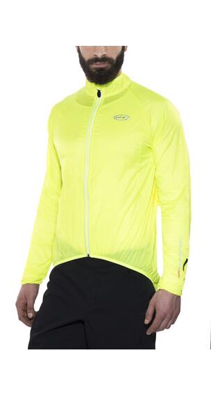 Northwave Breeze Jacket men yellow